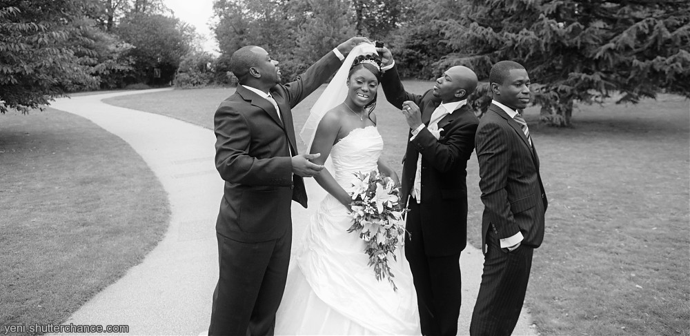 photoblog image Comical Weddings..Featuring Brothers of the Bride
