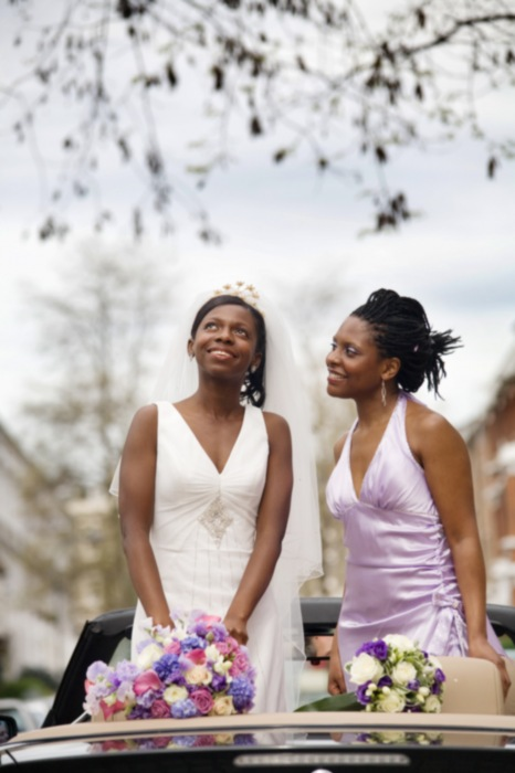 photoblog image Brides of Colour  Wedding services