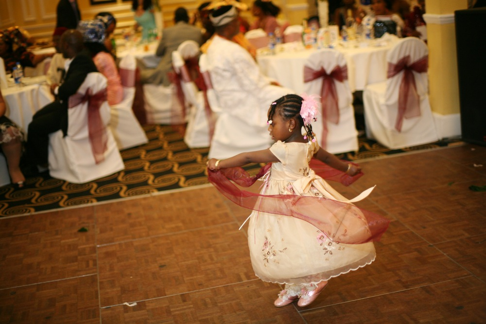 photoblog image Black Weddings-- Dance Hall Queen