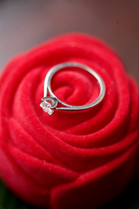 photoblog image Nigerian Wedding- Wedding rings