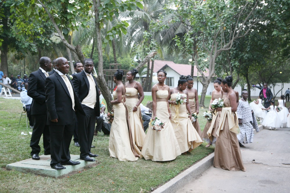 photoblog image Golden Tulip Accra -  Weddings in Ghana