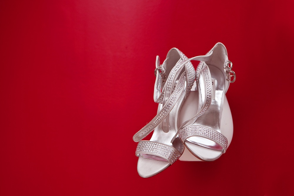 photoblog image Bridal Shoes