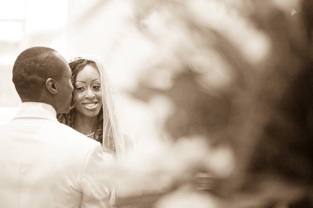 photoblog image Amara Weds Lanre Nigerian Wedding in London