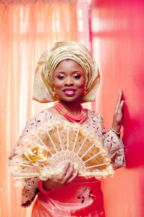 photoblog image Yoruba Bride ~ Nigerian Traditional Wedding
