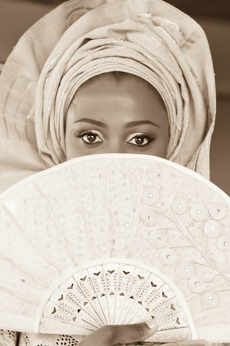 photoblog image Yoruba Bride ~ Nigerian Traditional Wedding 2