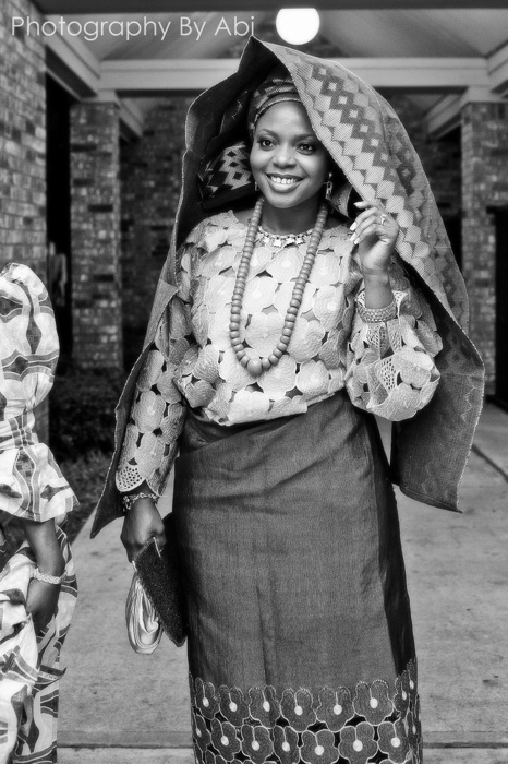 photoblog image Nigerian Bride - Traditional in Texas.