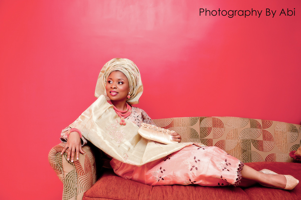 photoblog image Traditional Nigerian Wedding