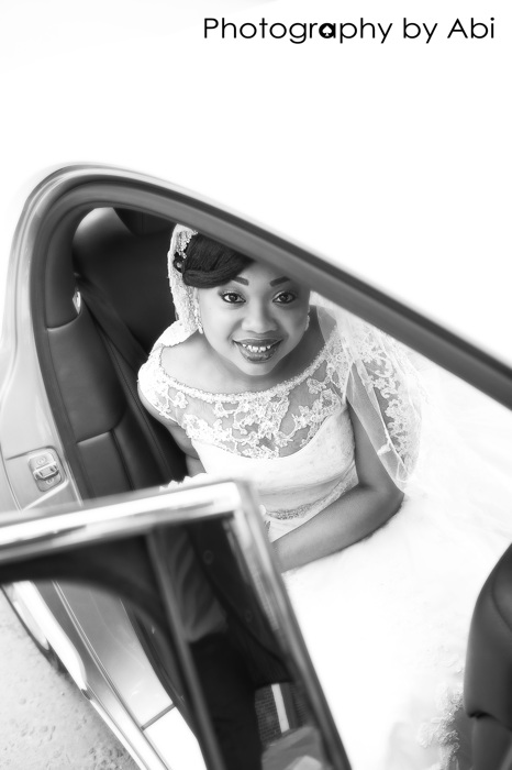 photoblog image London Nigerian Bride