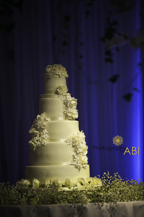 photoblog image Wedding cake